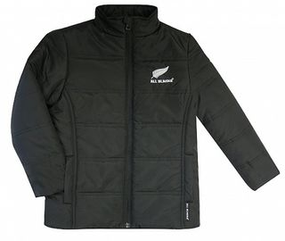 All Blacks Puffer Jacket   Children Size 4