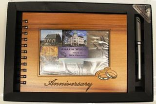 Anniversary Guest Book