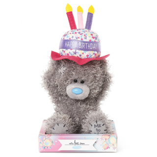 Birthday Cake Hat Tatty Teddy