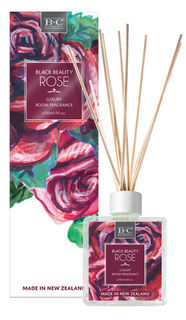 Black Beauty Rose Room Diffuser