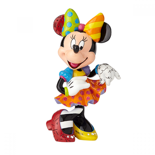 Britto Minnie Mouse 90th Anniversary