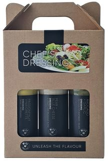 Chef's Dressing Gift Set