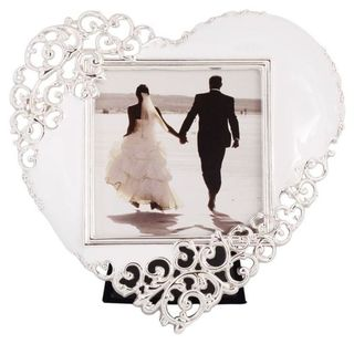Eternal Love Heart Photo Frame