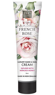 French Rose Hand Nail Cream