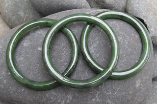 Greenstone Bangle