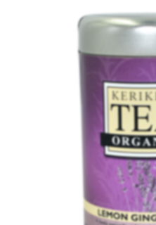Kerikeri Tea Lemon Ginger Kawa Organic Tea Bags