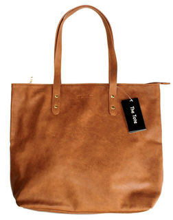Khandallah Tote Bag Tan