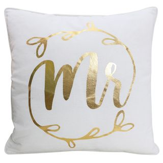 Mr Wedding Cushion