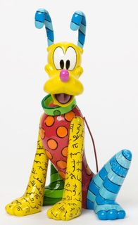 Pluto by Romero Britto