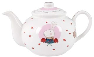 Ruby Red Shoes Teapot