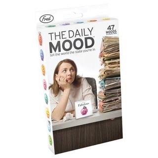 The Daily Mood  Book