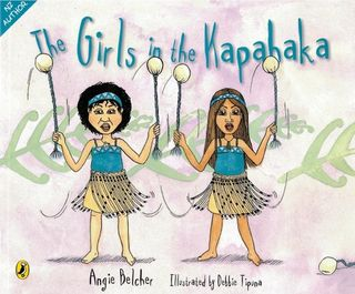 The Girls in the Kapahaka Book