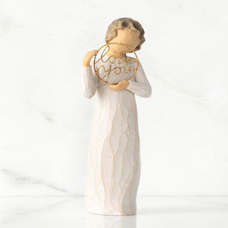 Willow Tree Figurine Love You
