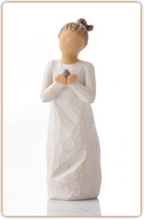 Willow Tree Figurine Nurture