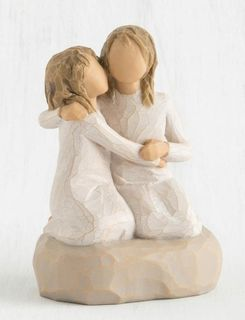 Willow Tree Figurine Sister Mine