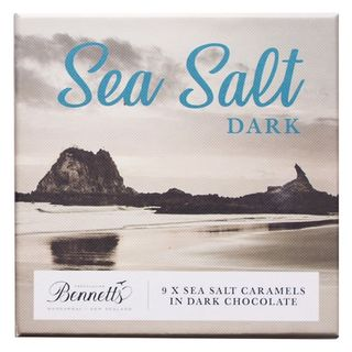 Bennetts Mangawhai Sea Salt Caramels