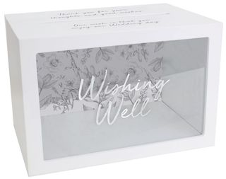 Wedding Wishing Well Box