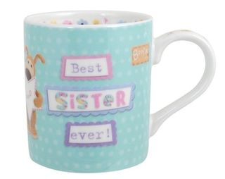 Sister Mug by Boofle