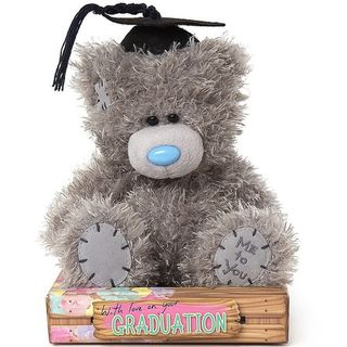 Graduation Tatty Teddy Bear