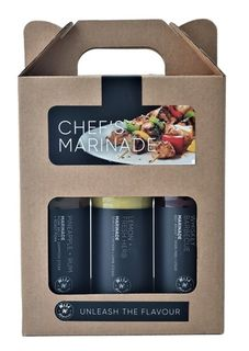 Chef's Marinade Gift Box