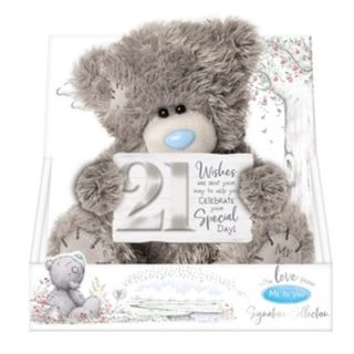 21st Tatty Teddy