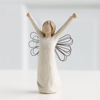 Willow Tree Figurine Courage Angel