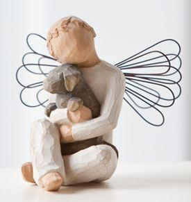 Willow Tree Figurine Angel of Comfort