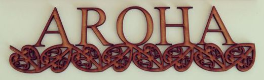 Aroha Wall Decoration