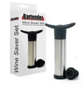 Bartender Wine Saver Set