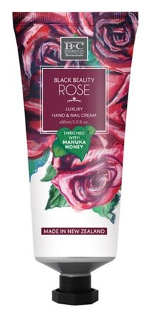 Black Beauty Rose Hand Cream