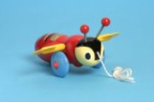 Buzzy Bee Pull-Along-Toy