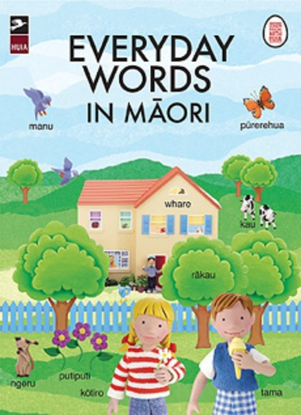 Everyday Words In Maori