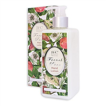 French Pear Hand Lotion