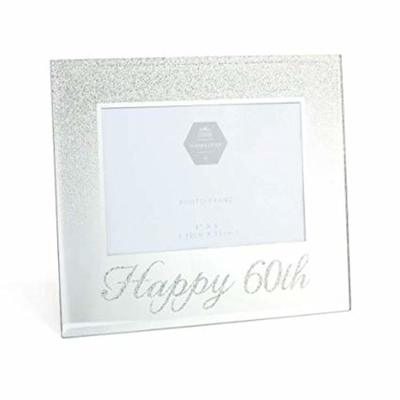 Happy 60th Photo Frame