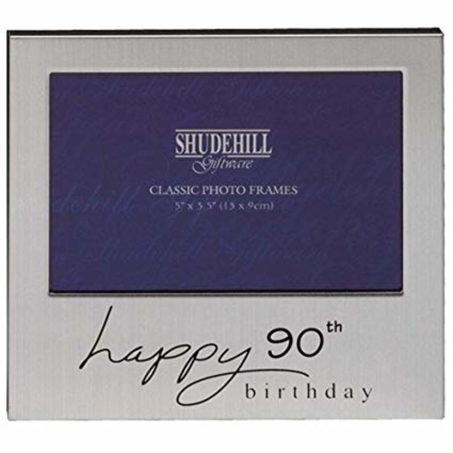 Happy 90th Birthday Photo Frame