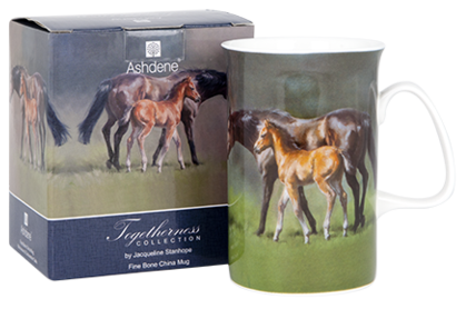 Horse Mug Togetherness