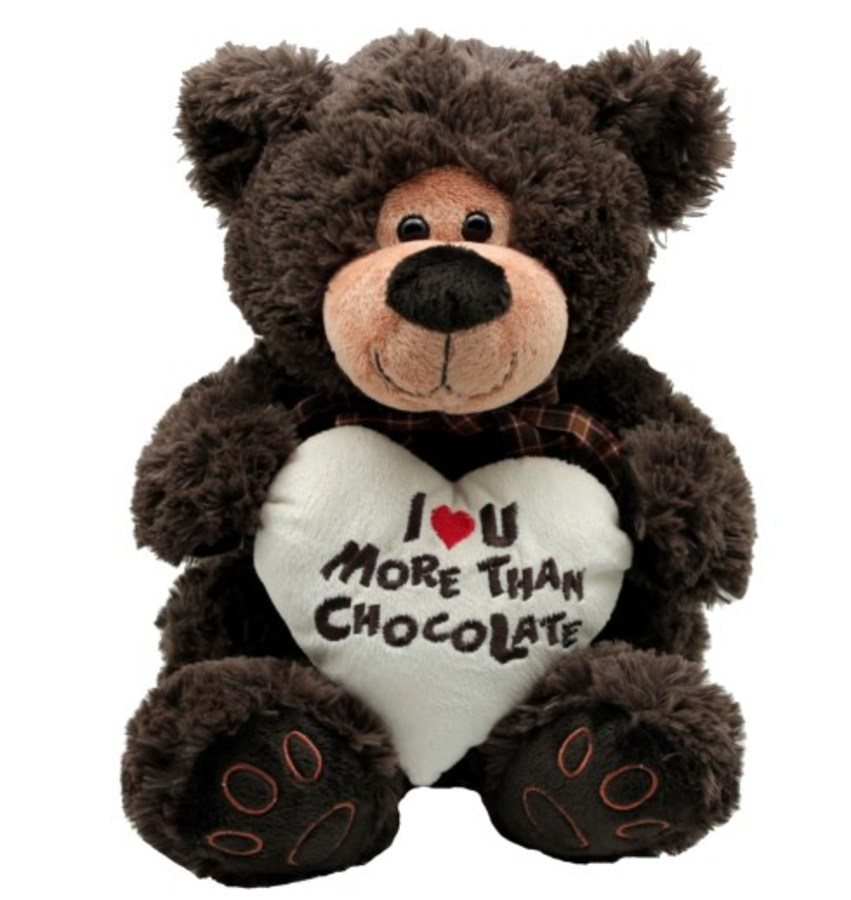 Love You More Than Chocolate Bear