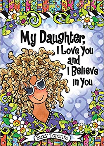 My Daughter Book by Suzy Toronto