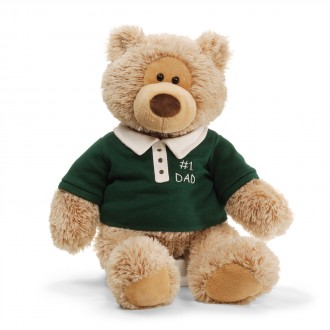 Number 1 Dad Teddy Bear