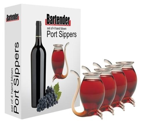 Port Sippers Bartender