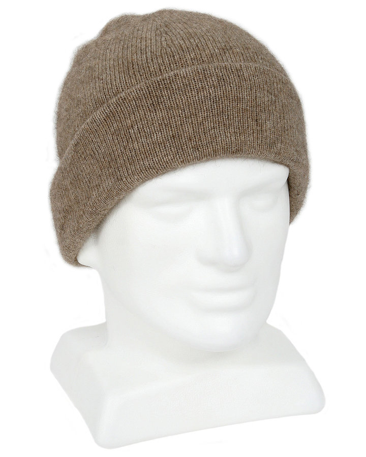Possum Merino Beanie Natural