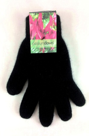 Possumdown Gloves Black