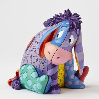 Romero Britto Eeyore Medium