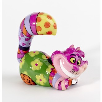 Romero Britto Mini Cheshire Cat