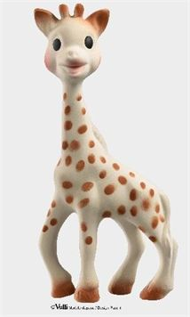 Sophie the Giraffe - Natural Teething Toy