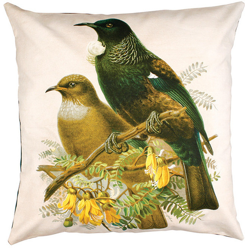 Tui Bird Cushion Cover