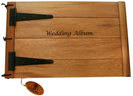 Wedding Album A4 with Hinges