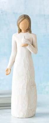 Willow Tree Figurine with Sympathy