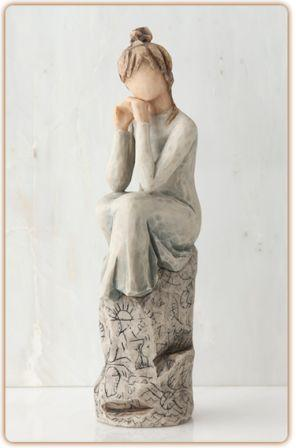 WillowTree Figurine Patience