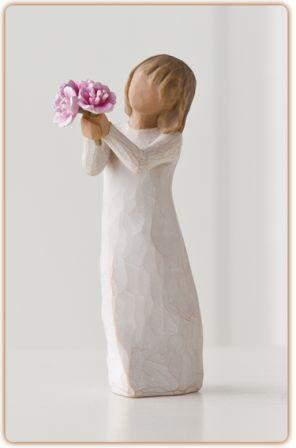 WillowTree FigurineThank You  - New July 2014
